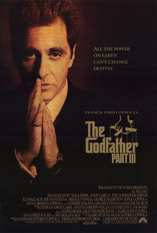 The Godfather trilogy - reviews and reception (4/5)