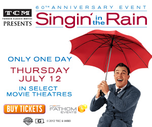 Still SINGIN' IN THE RAIN (1/6)