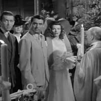 High Society in The Philadelphia Story