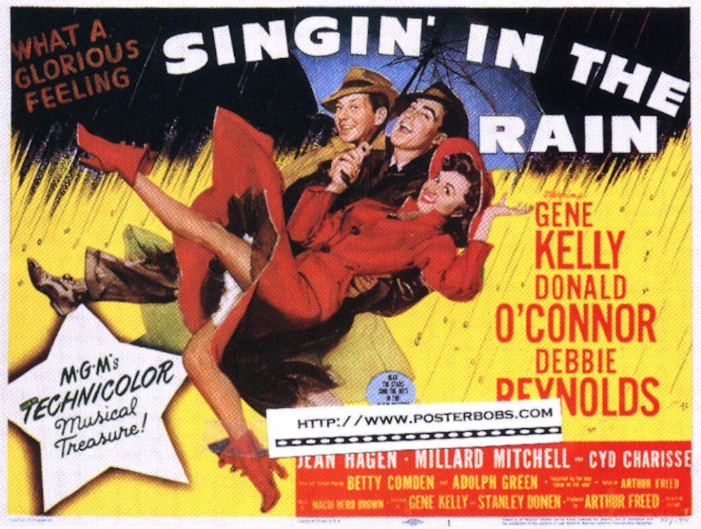 Still SINGIN' IN THE RAIN (2/6)
