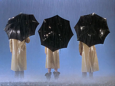 Still SINGIN' IN THE RAIN (4/6)