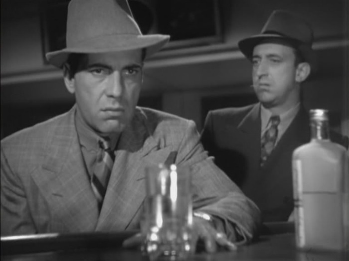 Humphrey Bogart is 'Baby Face' Martin