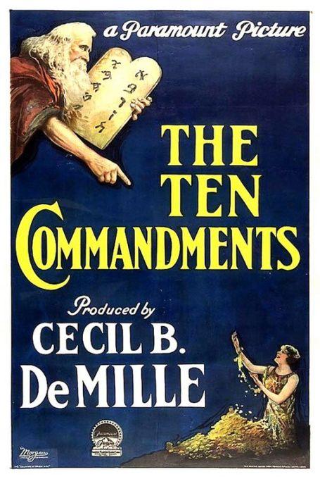 Commandments-1923