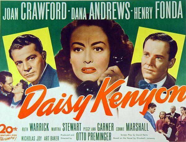 daisy-kenyon-poster