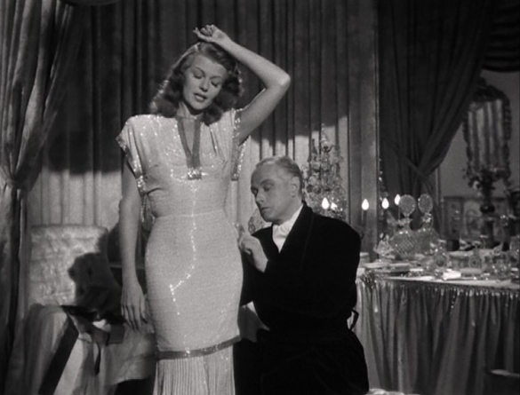 If it's Rita Hayworth as Gilda, even hardened criminals like Ballin Mundson (George Macready) show their softer side.