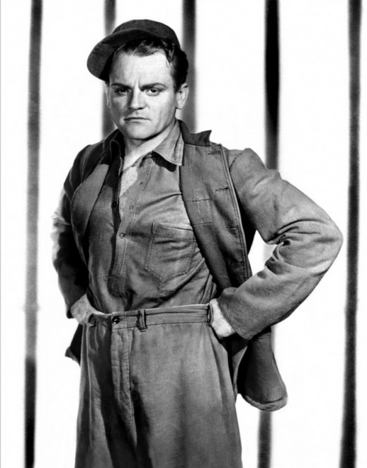 James Cagney as Rocky Sullivan