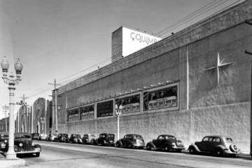 Sunset Gower Studios then Columbia Pictures
