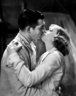 Gable and Garbo