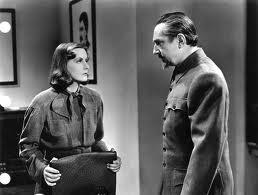 Garbo with Lugosi