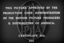 Image result for 1943 – American movie studio executives agree to allow the Office of War Information to censor movies.