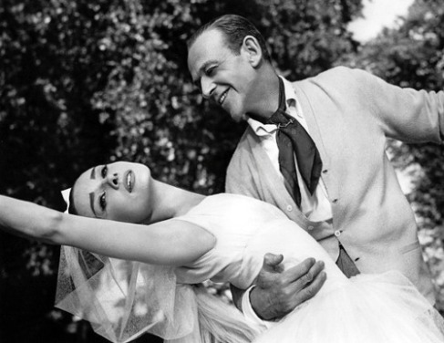 """Funny Face"" Audrey Hepburn, Fred Astaire 1956 Paramount **I.V."