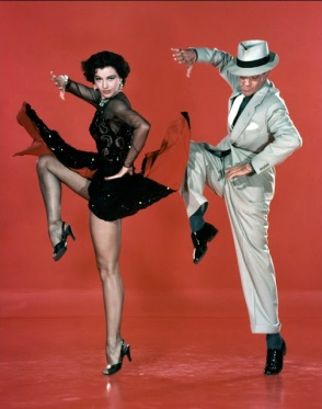 Fred Astaire + Cyd Charisse