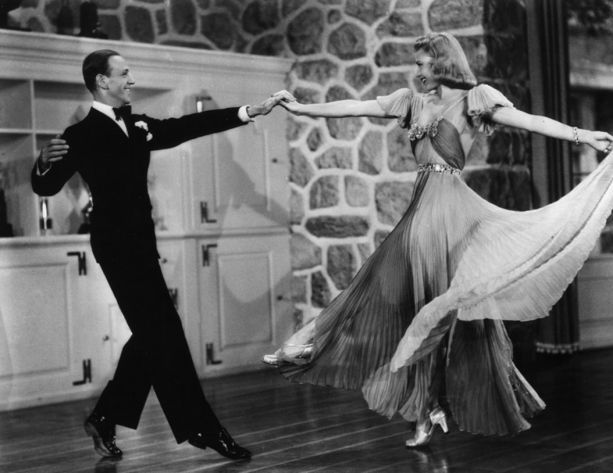Ginger Rogers And Fred Astaire Ginger Rogers 14574694 1200 926 Once Upon A Screen