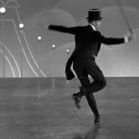 Dancing on air...Fred Astaire