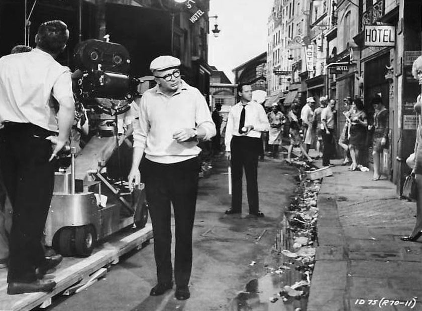 billy wilder irma la douce