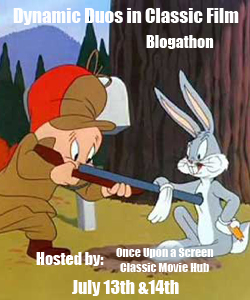 Dynamic Duos In Classic Film Blogathon Bugs Bunny And Daffy Duck