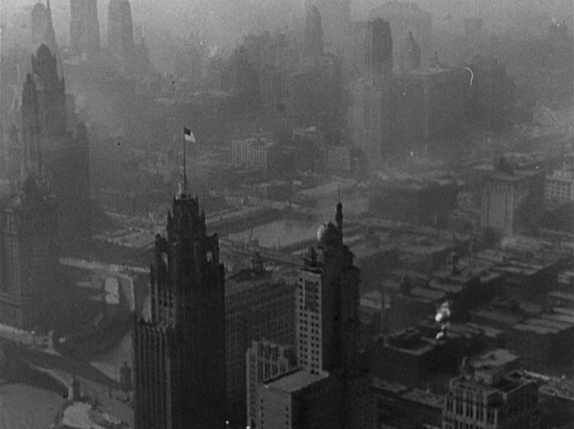 Chicago in Noir