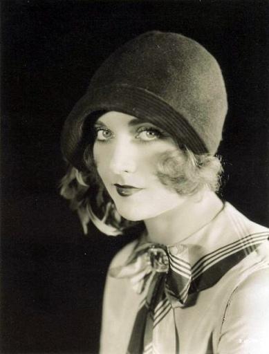 Carole in 1928