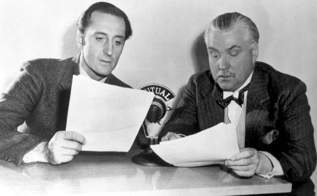 basil-rathbone-and-nigel-bruce-on-radio