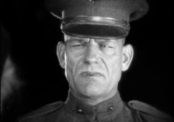 Lon Chaney - grim Tell it to the Marines (1926)