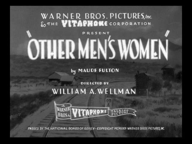 FORBIDDEN HOLLYWOOD give-a-way to celebrate 90 years of Warner Bros
