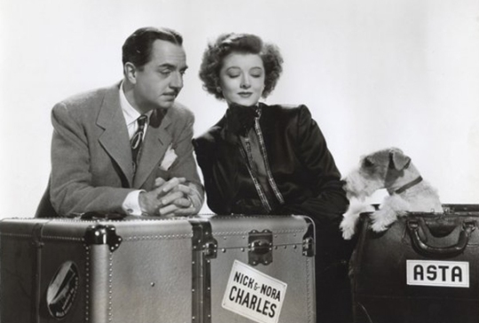 The Thin Man Goes Home promo pic