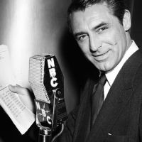 The Inimitable Voice of Cary Grant...On the Radio