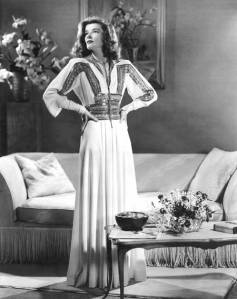 Katharine Hepburn returned to Hollywood with power.