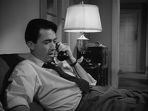 Gregory Peck in GENTLEMAN'S AGREEMENT