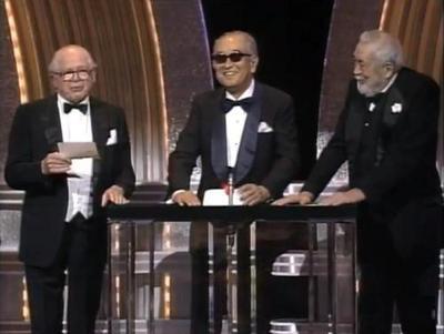 Wilder-Kurosawa-Huston