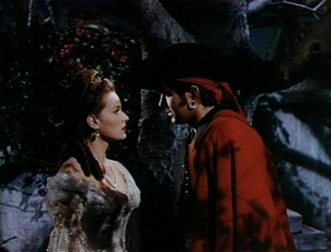 Jamie tries to woo Lady Margaret