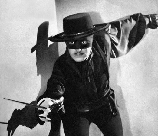 The Mark of Zorro 1