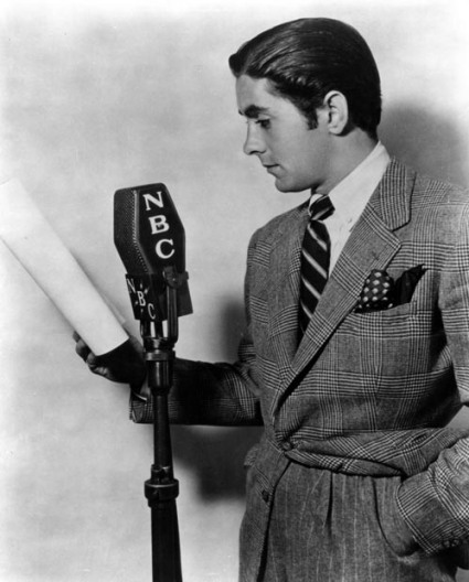 Tyrone-Power-radio