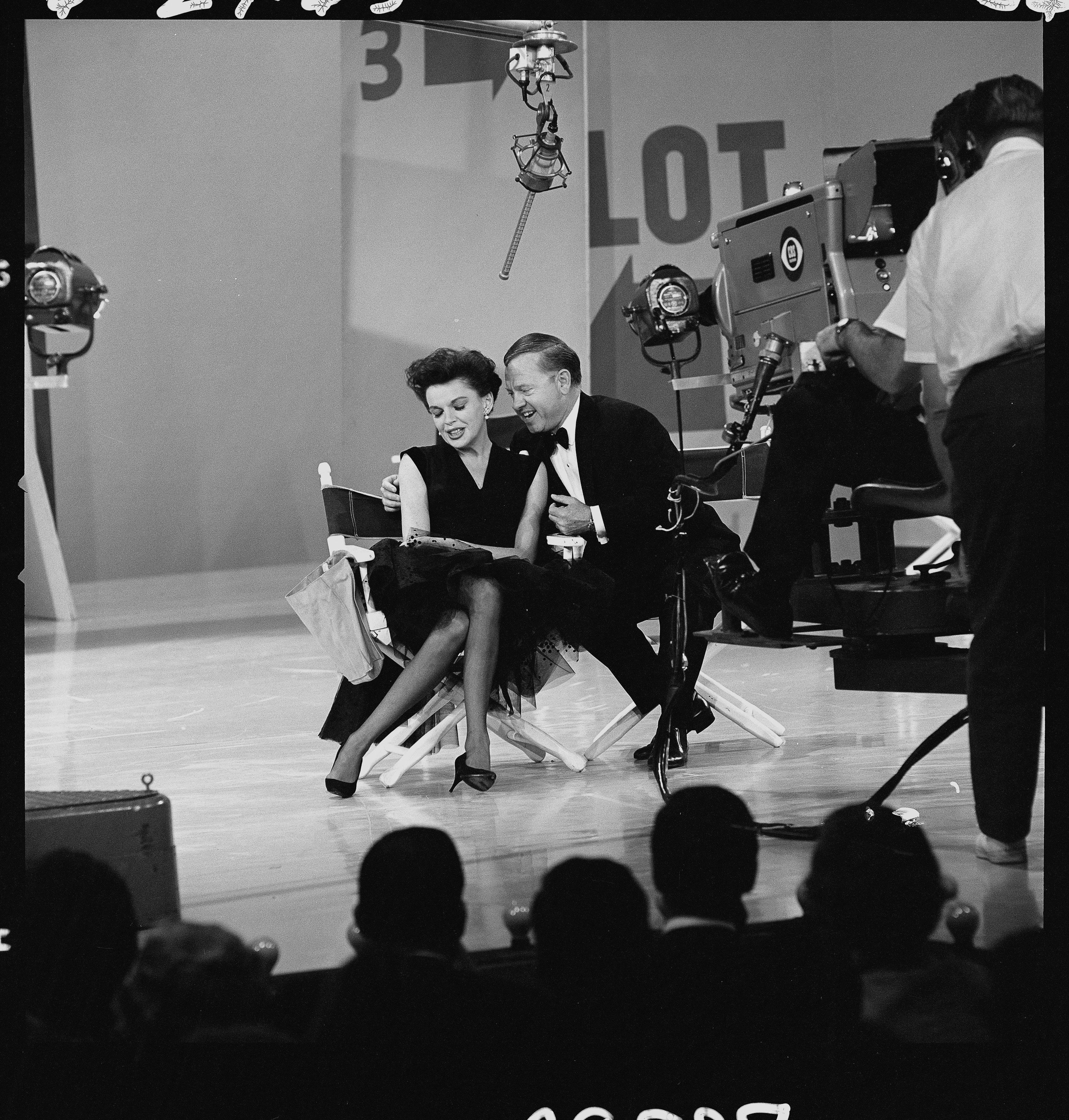 Garland & Rooney On \'The Judy Garland Show\' – Once upon a screen…