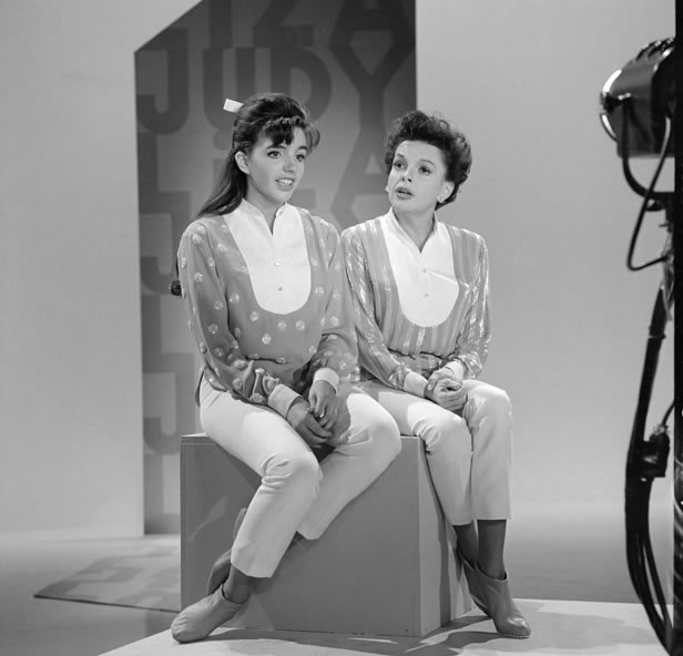 Judy Garland and Liza Minnelli – Once upon a screen…