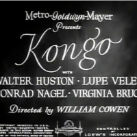 Yes! There are no maracas in Warner Archive's KONGO (1932)