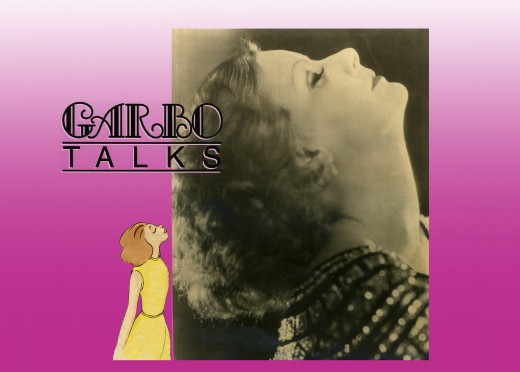 GARBO TALKS for the 1984-a-Thon
