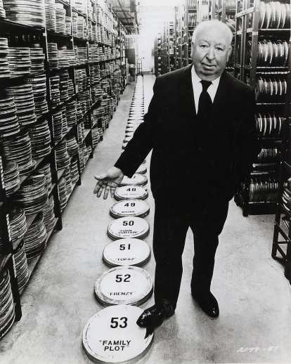 Standing by his films, Sir Alfred Hitchcock