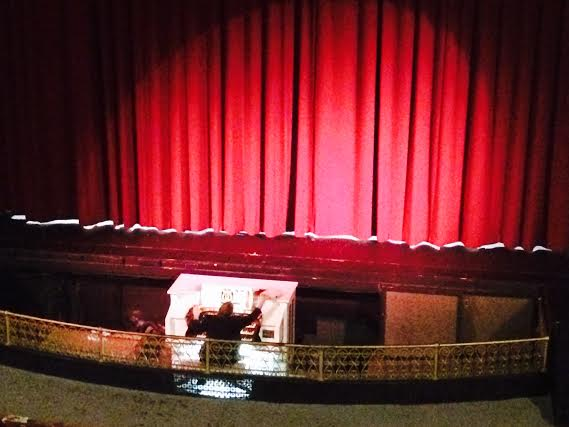 My time in Rome for Capitolfest 2014