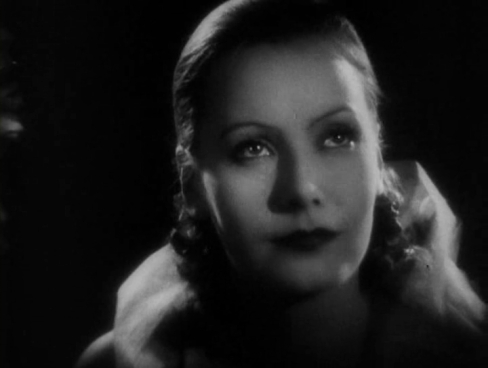 The ethereal beauty of Garbo in FLESH AND THE DEVIL (1926)