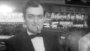 Stanley Kubrick at the premiere of LOLITA in June, 1962