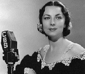 Agnes Moorehead – 2014 Radio HOF Inductee