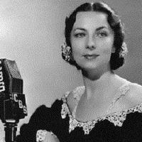 Agnes Moorehead - 2014 Radio HOF Inductee