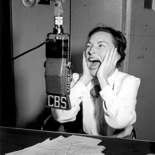 Image result for agnes moorehead radio dramas