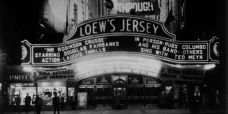 """The Most Lavish Temple of Entertainment in NJ"" turns 85!"