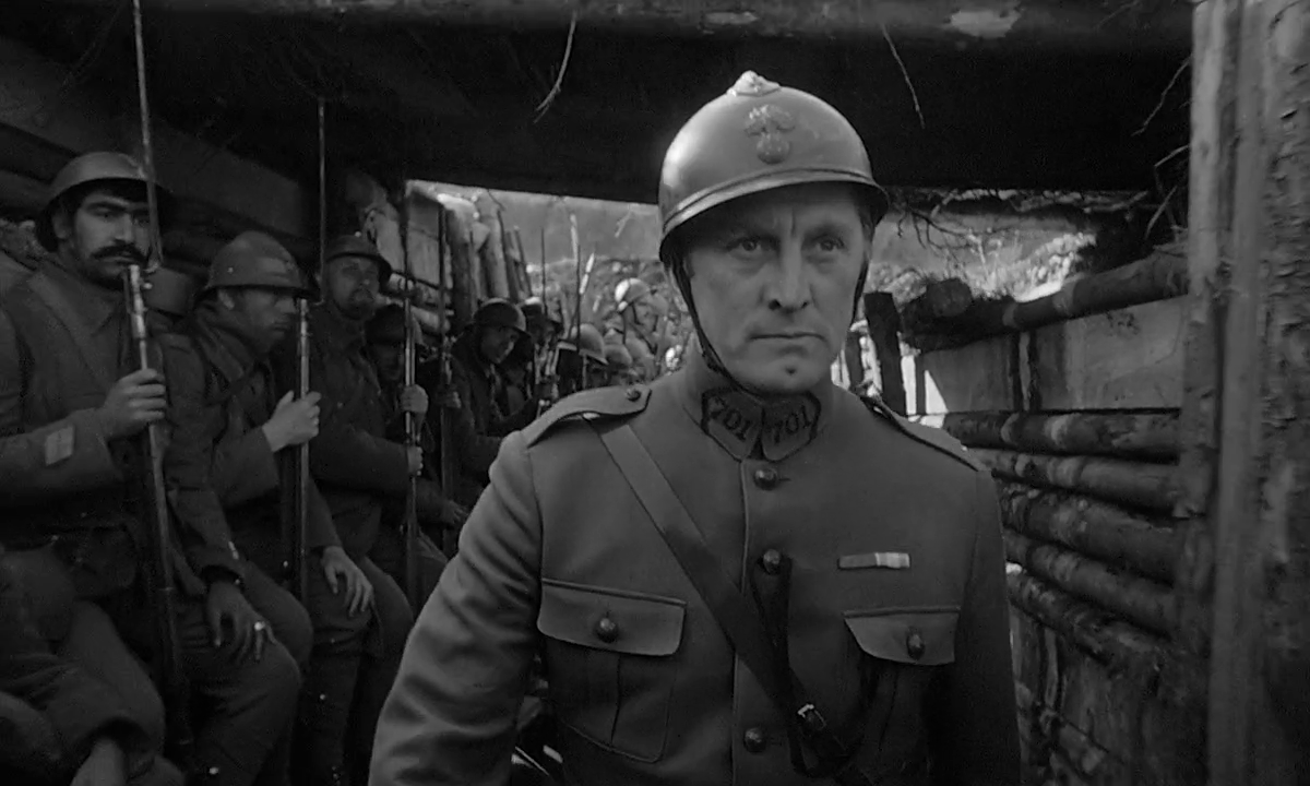 WWI in Classic Film: PATHS OF GLORY (1957)