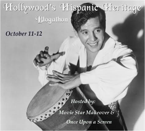 ANUNCIO: Hollywood's Hispanic Heritage Blogathon