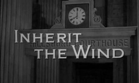 from stage to screen inherit the wind once upon a screen released by united artists in 1960 stanley kramer s inherit the wind premiered in dayton tennessee on 21 a day the town declared ldquoscopes trial dayrdquo