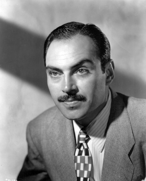 "Pedro Armendariz, ""The Clark Gable of Mexico"""