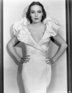 Dolores Del Río in the 1930s